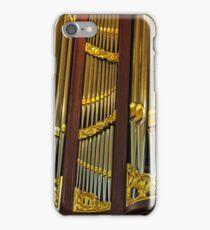 organ pipes- Amsterdam iPhone Case/Skin