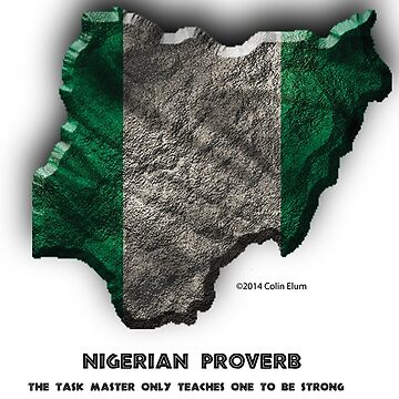 Nigeria by tenchimuyo4ever