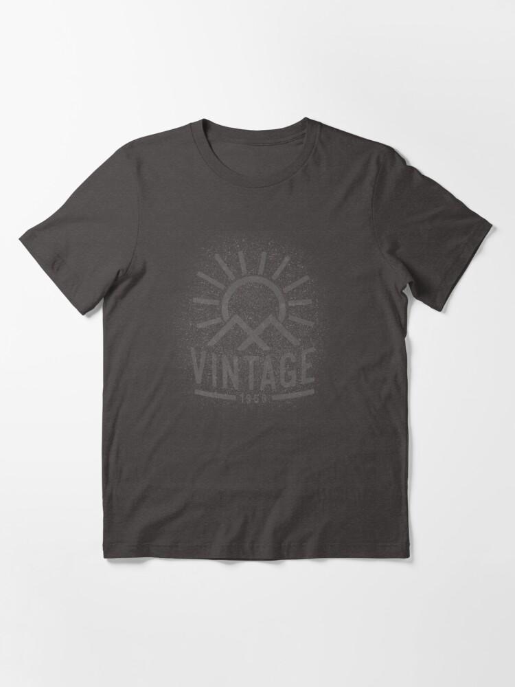 Alternate view of Vintage 1966 Essential T-Shirt
