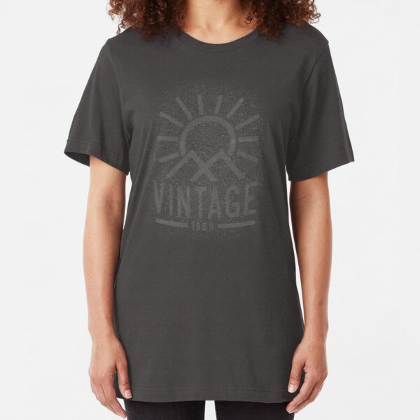 Vintage 1966 Slim Fit T-Shirt