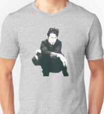 Tom Waits Image Unisex T-Shirt
