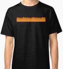 Jack O'Lantern Patch Classic T-Shirt