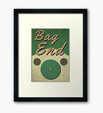 Bag End Framed Print