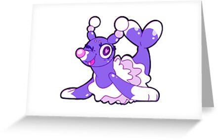 Brionne Pokemon by Bailey Nelson