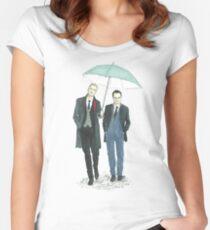 Umbrella Mormor Women's Fitted Scoop T-Shirt