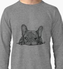 French Bulldog Puppy Lightweight Sweatshirt