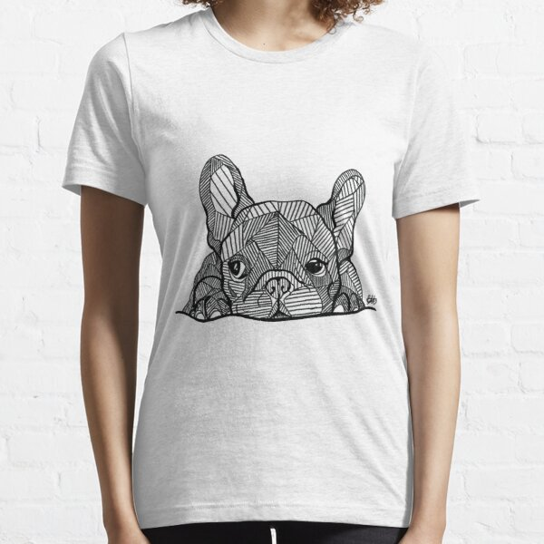 Bouledogue français chiot T-shirt essentiel
