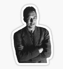 Albert Camus Sticker