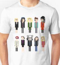 Pixel Clones - 10 Unisex T-Shirt