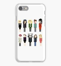 Pixel Clones - 10 iPhone Case/Skin