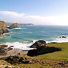 Kynance Cove on the Lizard Peninsula by Alex Cassels