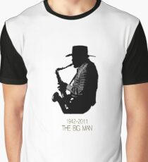 The Big Man Graphic T-Shirt