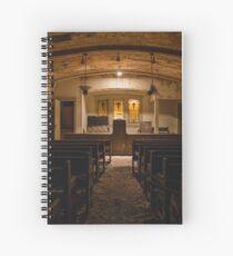 Funeral Home Chapel Spiral Notebook
