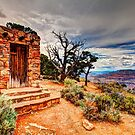A Shack With a View by Dale Lockwood