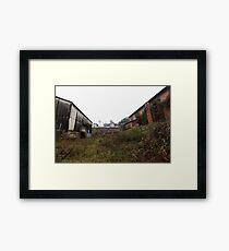 Southern Insane Asylum Framed Print