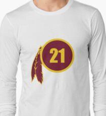 Sean Taylor Redskins Logo Long Sleeve T-Shirt
