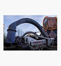 Six Flags Joker's Jukebox Photographic Print