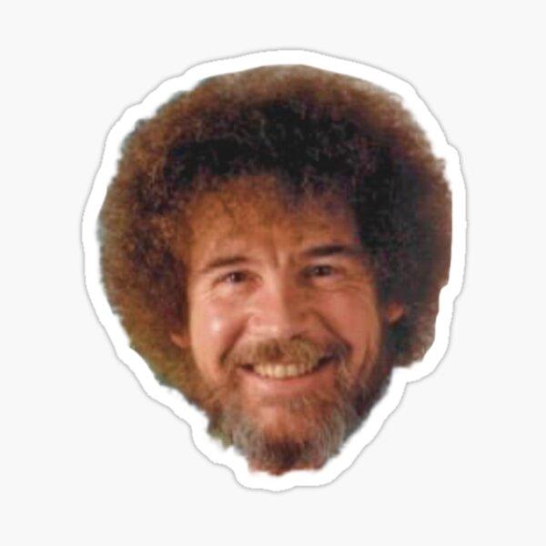 Bob Ross! Sticker