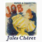 Cheret - Job Cigarette by William Martin