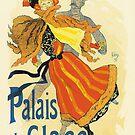 Cheret - Palais de Clace by William Martin