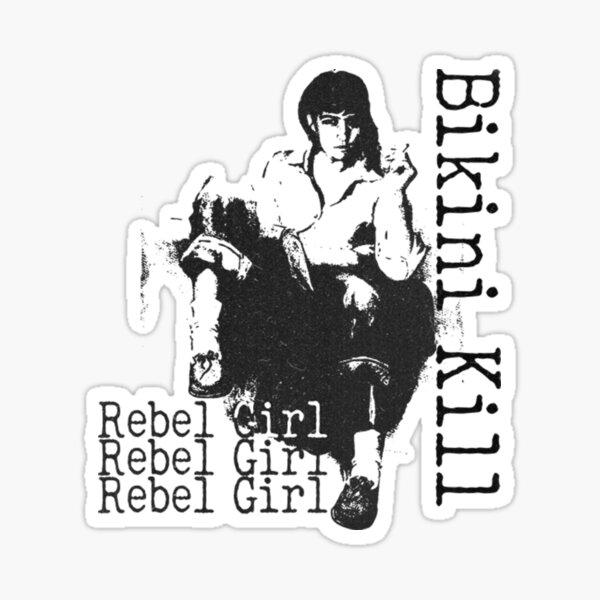 Bikini Kill  Sticker