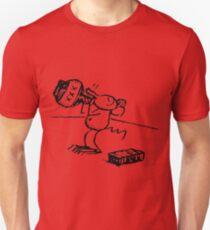 Krazy Kat and Ignatz Mouse Unisex T-Shirt
