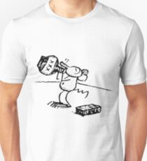 Krazy Kat and Ignatz Mouse Unisex T-Shirt