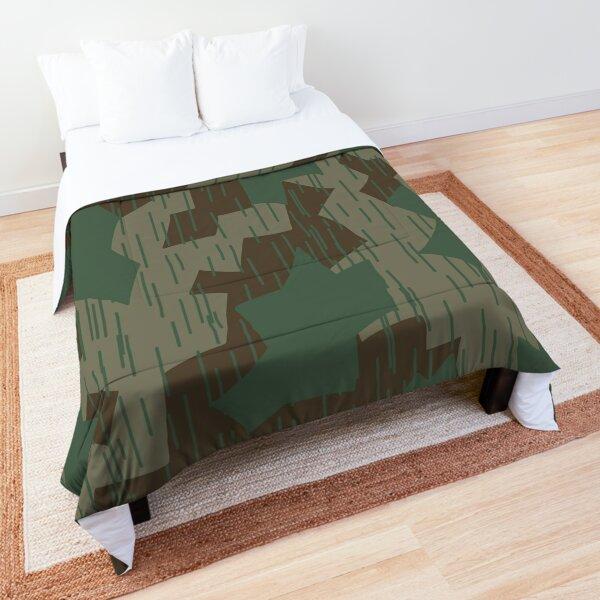 world war 2 german camouflage. Splittermuster. Comforter