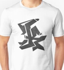 graffiti sketch letter K  Unisex T-Shirt