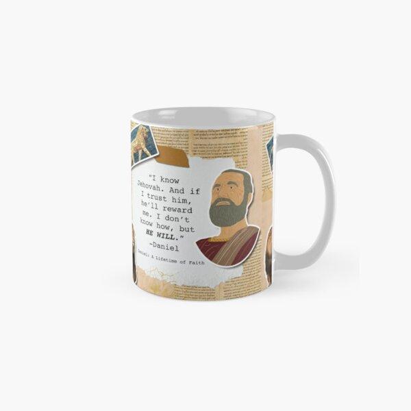 Daniel: A Lifetime of Faith Classic Mug