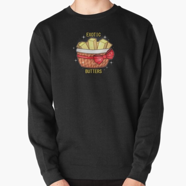 FNAF Exotic Butters Pullover Sweatshirt