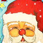 Happy Holidays by Vickie  Scarlett-Fisher