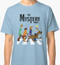 Scooby Doo Abbey Road Classic T-Shirt