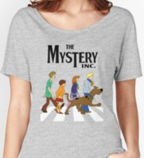 Scooby Doo Abbey Road Women's Relaxed Fit T-Shirt