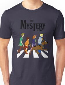 Scooby Doo Abbey Road Unisex T-Shirt