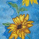 Lil' Bit of Sunshine in Plastic Wrap. by Anne Gitto