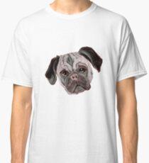 Pug - Cut Out Classic T-Shirt