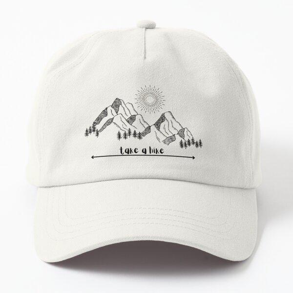 take a hike Dad Hat