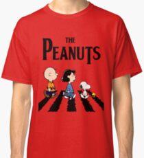 Peanuts Abbey Road Classic T-Shirt