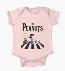 Peanuts Abbey Road One Piece - Short Sleeve