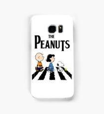 Peanuts Abbey Road Samsung Galaxy Case/Skin