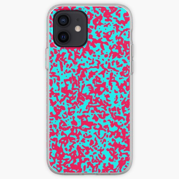 Reaction Diffusion iPhone Soft Case
