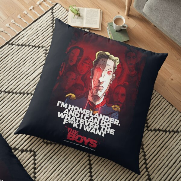 The Boys TV Show - Homelander Floor Pillow