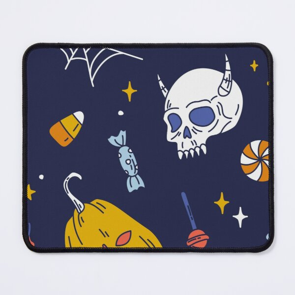 Celebration of the Dead Mouse Pad