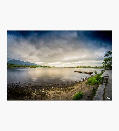 Lough Leane Sunset Photographic Print