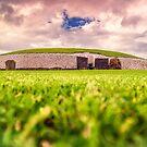Newgrange by FelipeLodi