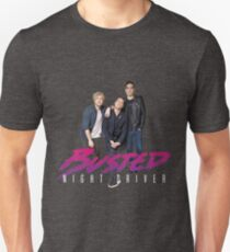 Busted Nachtfahrer Slim Fit T-Shirt
