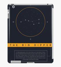 Big Dipper Constellation iPad-Hülle & Klebefolie