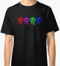 Manbot - Multi Bot Variant Classic T-Shirt