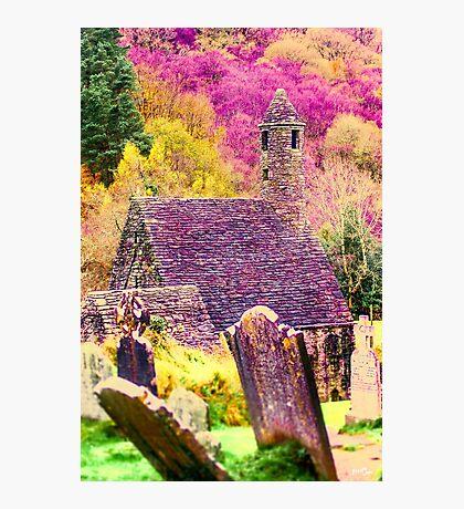 Saint Kevin's Church Photographic Print